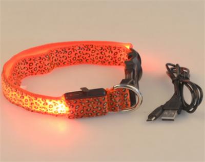 时尚新款LED宠物项圈-百强·13年定制生产经验,原料到成拼一条龙,价格更实惠