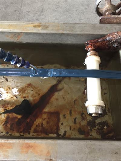 包胶织带生产细节图-产品水冷却,冷却效果越好,产品表面越好 .png