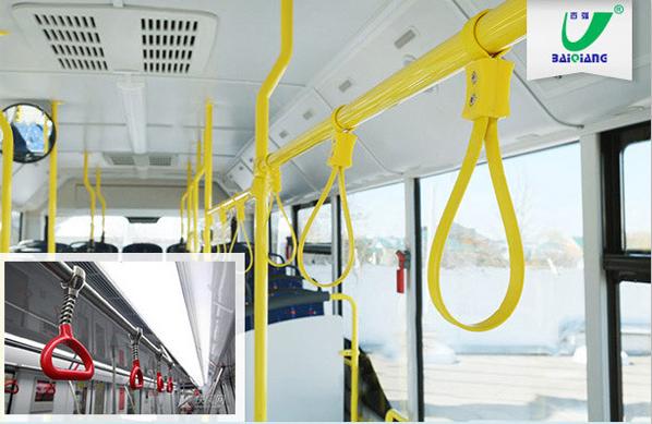 公交车拉手应用场景-百强橡塑