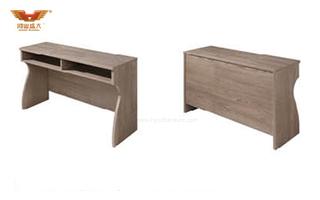 厂家直销 浅榆木条形台 现代简约条形台H20-0421