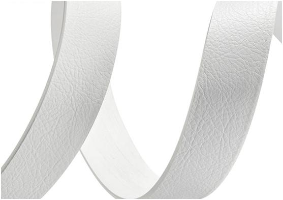 百强-全能皮男士腰带-军用腰带-白色