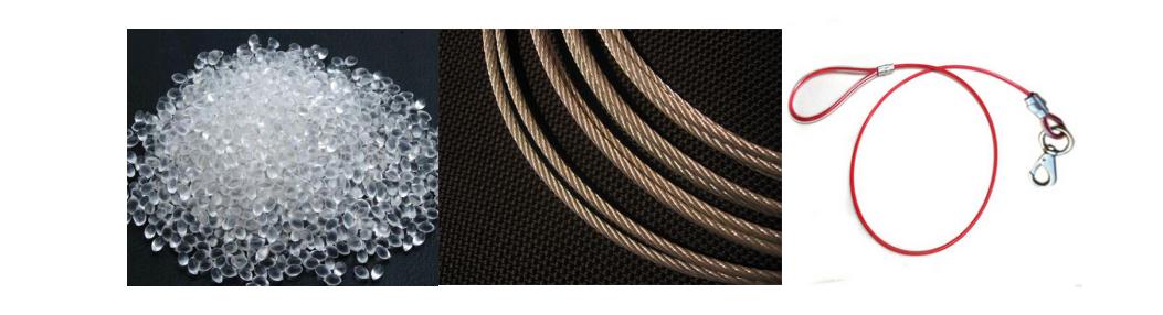 百强橡塑-包胶钢丝绳,TPU包胶钢丝绳,TPU包胶织带, 包芯铝线, 包胶钢丝-制作材料到成品.png