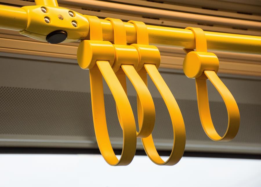 公交拉手, 公交拉手吊带, 公交车吊环拉手带-应用场景-百强橡塑