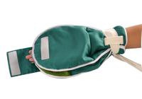 蒙泰护理透气宽松型约束手套