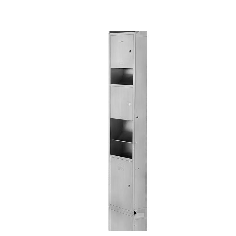 AIKE必威官方网站不锈钢干三合一组合柜9258B