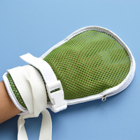 医用多功能开口型防拔管约束手套