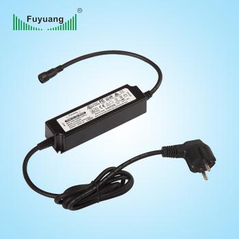 29.4V2A割草機充電器、IP67防水充電器