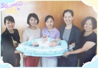 蒙泰护理之护理专家们扮演的宝妈