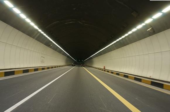led道路隧道照明设计方案