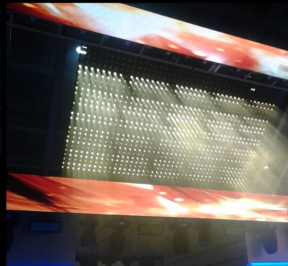 49x3W CREE Stage LED Matrix light