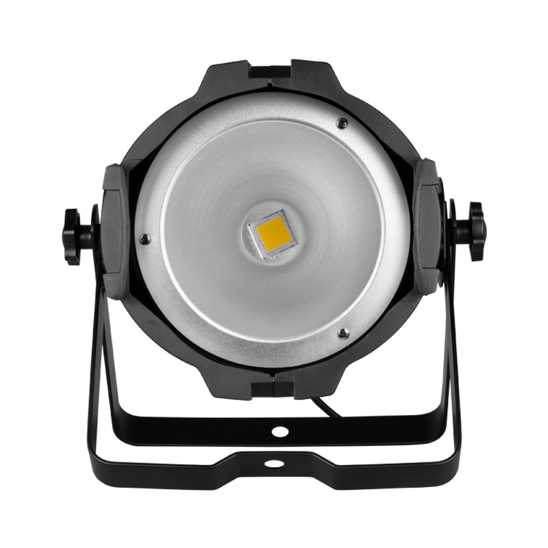 100W COB W/RGB led par can light