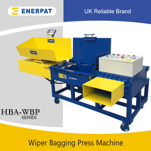 Wiper Bagging Press Machine4