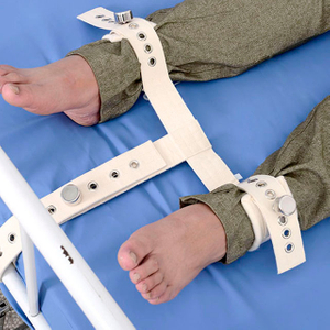 "The both feet"" T"" ties a belt approximately"