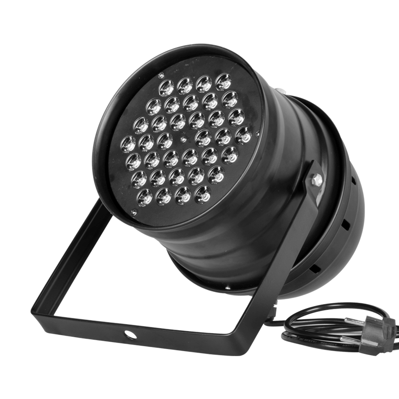 36x1W RGBW/RGBA Led par light