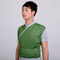 Security constraint vest (lattice double belting)