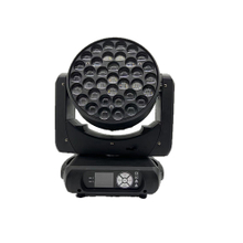 37x15W 4 in 1 LED Moving Head Wash
