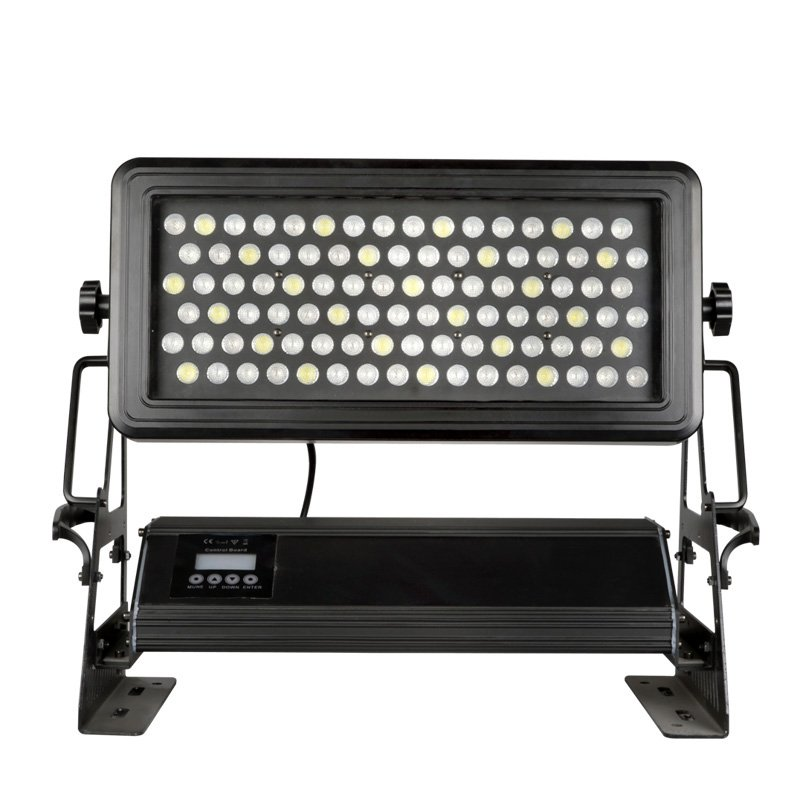 96x3W RGBW/A Outdoor LED Wall Washer Light