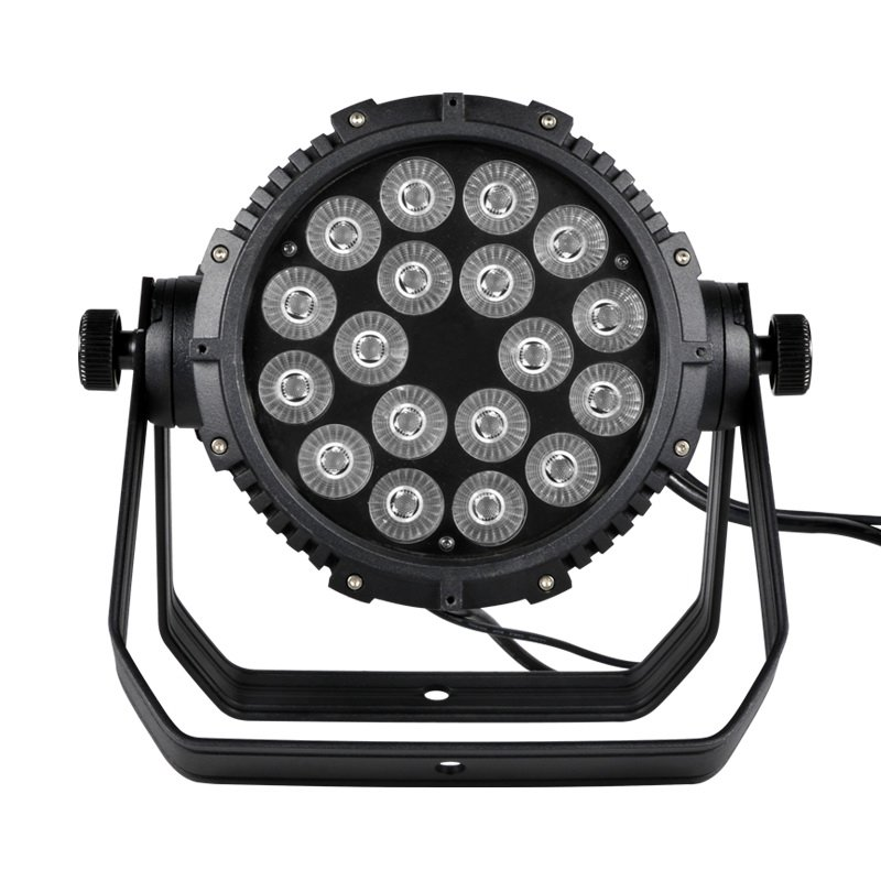 18x10W 4 in 1 Battery Rechargeable Outdoor LED Par Light