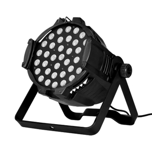 36x3W led par 64 rgb dmx stage lighting