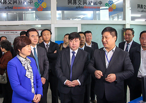 Qin Boyong Research Company, Vice Governor of Hebei Province