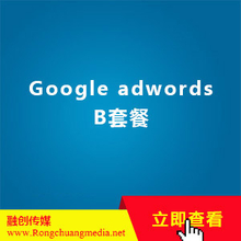 Google adwords B套餐