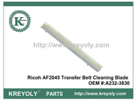 High Quality Compatible A232-3830 Transfer Belt Cleaning Blade for Ricoh AF2045