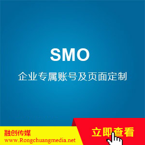 SMO-Enterprise-specific account and page customization (2000 yuan/year)