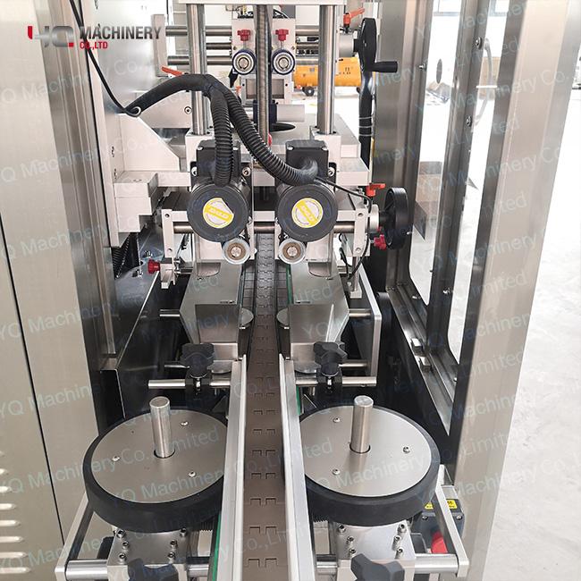 shrink tunnel machine for bottles (6)