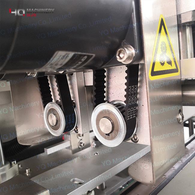 shrink tunnel machine for bottles (3)