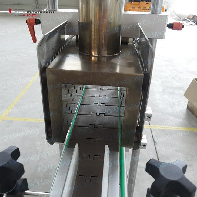 shrink tunnel machine for bottles (19)