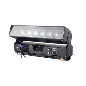 8x40W Zoom LED Bar