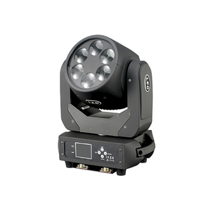 6x25W LED Moving Head Beam