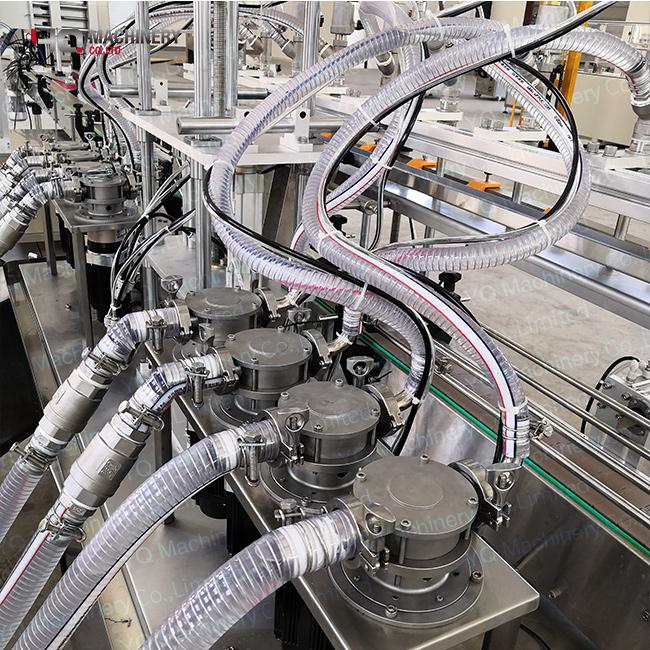 liquid dispensing machine (10)