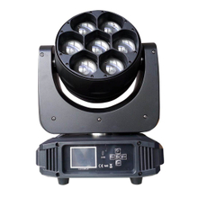 7x40W 4 in 1 OSRAM Moving Head Zoom