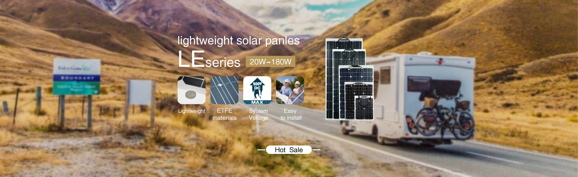lightweight-solar panel